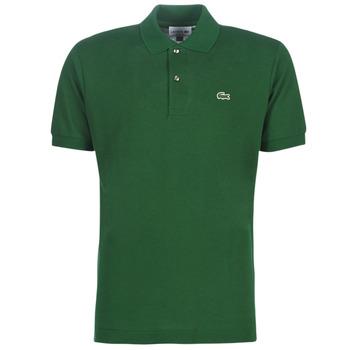 Odjeća Muškarci  Polo majice kratkih rukava Lacoste POLO L12 12 REGULAR Zelena