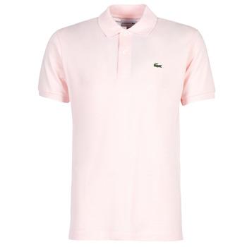 Odjeća Muškarci  Polo majice kratkih rukava Lacoste POLO L12 12 REGULAR Ružičasta