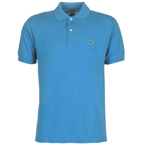Odjeća Muškarci  Polo majice kratkih rukava Lacoste POLO L12 12 REGULAR Blue