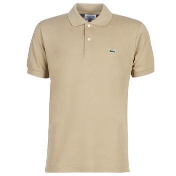 Odjeća Muškarci  Polo majice kratkih rukava Lacoste POLO L12 12 REGULAR Bež