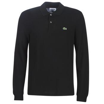 Odjeća Muškarci  Polo majice kratkih rukava Lacoste L1312 Crna