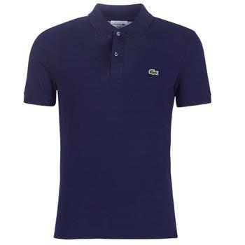 Odjeća Muškarci  Polo majice kratkih rukava Lacoste PH4012 SLIM Blue