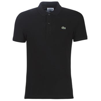 Odjeća Muškarci  Polo majice kratkih rukava Lacoste PH4012 SLIM Crna