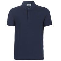 Odjeća Muškarci  Polo majice kratkih rukava Lacoste PARIS POLO REGULAR Blue