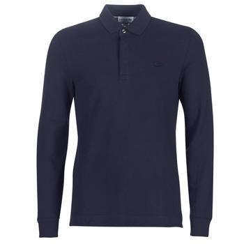 Odjeća Muškarci  Polo majice dugih rukava Lacoste PH2481 REGULAR Blue