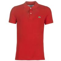 Odjeća Muškarci  Polo majice kratkih rukava Lacoste PH4012 SLIM Red