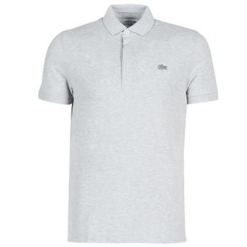 Odjeća Muškarci  Polo majice kratkih rukava Lacoste PARIS POLO REGULAR Siva