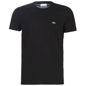 Odjeća Muškarci  Majice kratkih rukava Lacoste TH6709 Crna