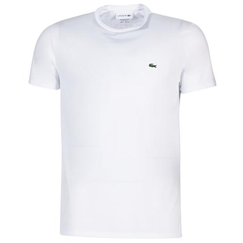 Odjeća Muškarci  Majice kratkih rukava Lacoste TH6709 Bijela