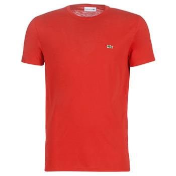 Odjeća Muškarci  Majice kratkih rukava Lacoste TH6709 Red