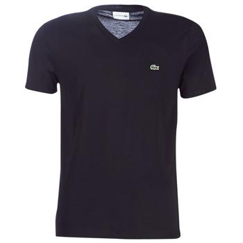 Odjeća Muškarci  Majice kratkih rukava Lacoste TH6710 Crna