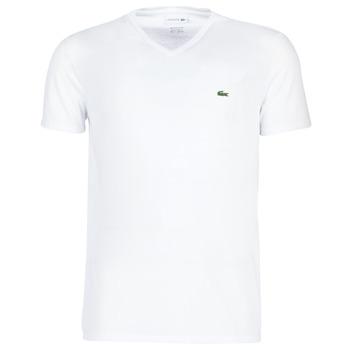 Odjeća Muškarci  Majice kratkih rukava Lacoste TH6710 Bijela