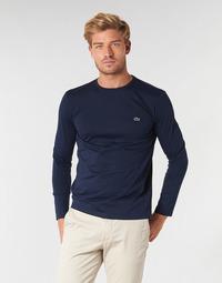 Odjeća Muškarci  Majice dugih rukava Lacoste TH6712 Blue