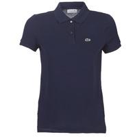 Odjeća Žene  Polo majice kratkih rukava Lacoste PF7839 Blue