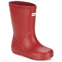 Obuća Djeca Gumene čizme Hunter KIDS FIRST CLASSIC Red