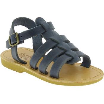 Obuća Dječak  Sandale i polusandale Attica Sandals PERSEPHONE NUBUCK BLUE blu