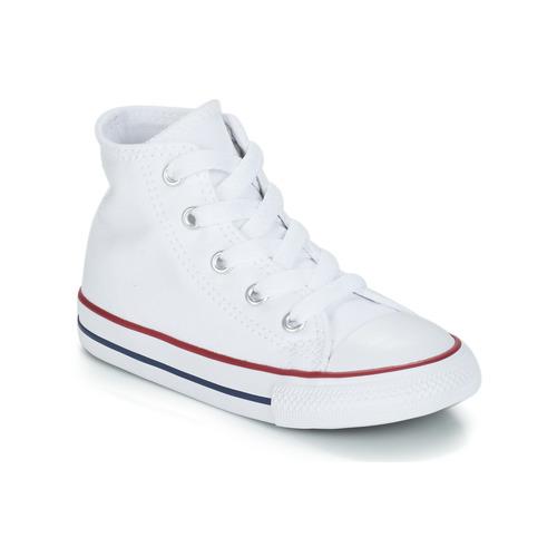 Obuća Djeca Visoke tenisice Converse CHUCK TAYLOR ALL STAR CORE HI Bijela