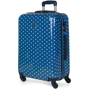 Torbe Čvrsti kovčezi Skpat Topos (topos) Sredina plava