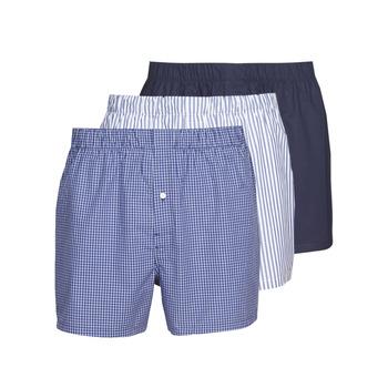 Donje rublje Muškarci  Bokserice Lacoste 7H3394-8X0 Bijela / Blue