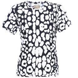 Odjeća Žene  Majice kratkih rukava Eleven Paris BIRINA Crna