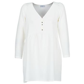 Odjeća Žene  Kratke haljine Betty London LADY Bijela