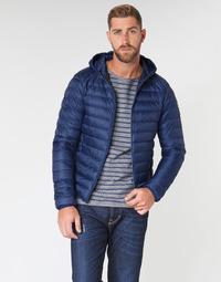 Odjeća Muškarci  Pernate jakne JOTT NICO Plava-boja trapera