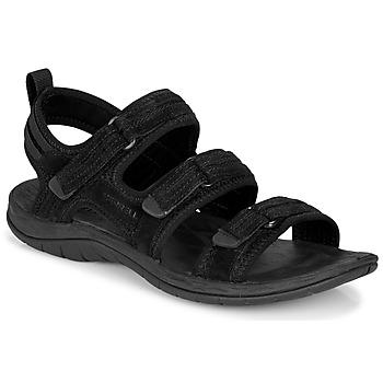 Obuća Žene  Sportske sandale Merrell SIREN 2 STRAP Crna