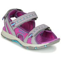 Obuća Djevojčica Sportske sandale Merrell PANTHER SANDAL 2.0 Ružičasta / Siva