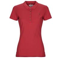Odjeća Žene  Polo majice kratkih rukava Tommy Hilfiger NEW CHIARA Red