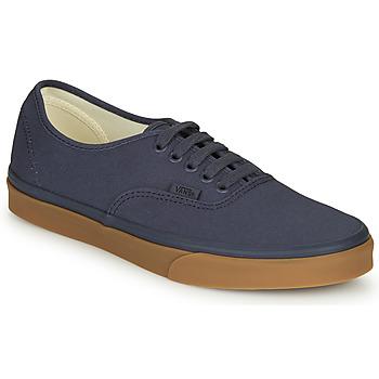 Obuća Muškarci  Niske tenisice Vans AUTHENTIC Blue