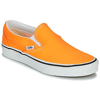 Obuća Žene  Slip-on cipele Vans CLASSIC SLIP-ON NEON Narančasta
