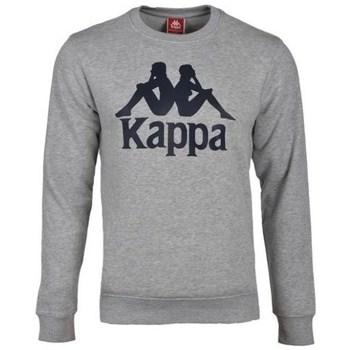 Odjeća Muškarci  Sportske majice Kappa Sertum RN Siva