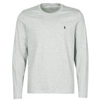 Odjeća Muškarci  Majice kratkih rukava Polo Ralph Lauren L/S CREW-CREW-SLEEP TOP Siva