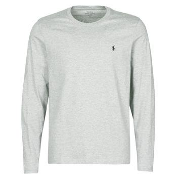 Odjeća Muškarci  Majice dugih rukava Polo Ralph Lauren L/S CREW-CREW-SLEEP TOP Siva