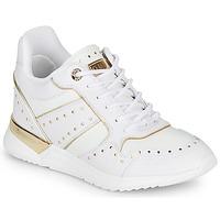 Obuća Žene  Niske tenisice Guess FL5REJ-ELE12-WHITE Bijela