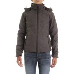 Odjeća Muškarci  Kratke jakne Yes Zee J834-L700 Antracite