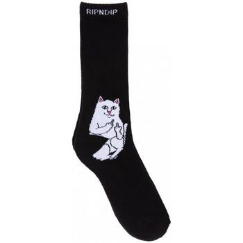 Tekstilni dodaci Muškarci  Čarape Ripndip Lord nermal socks Crna