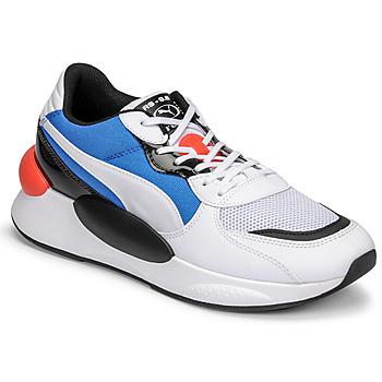 Obuća Muškarci  Niske tenisice Puma RS 9.8 MERMAID Bijela / Crna / Blue