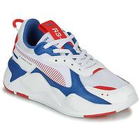 Obuća Djeca Niske tenisice Puma RS-X Bijela / Blue / Red