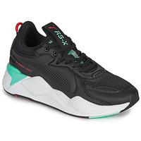 Obuća Muškarci  Niske tenisice Puma RS-X Crna / Bijela