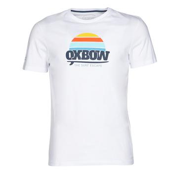 Odjeća Muškarci  Majice kratkih rukava Oxbow M1TEKSO Bijela