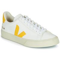Obuća Žene  Niske tenisice Veja CAMPO Bijela / Žuta
