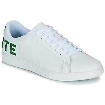 Obuća Muškarci  Niske tenisice Lacoste CARNABY EVO 120 7 US SMA Bijela / Zelena