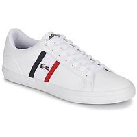 Obuća Muškarci  Niske tenisice Lacoste LEROND TRI1 CMA Bijela / Blue / Red