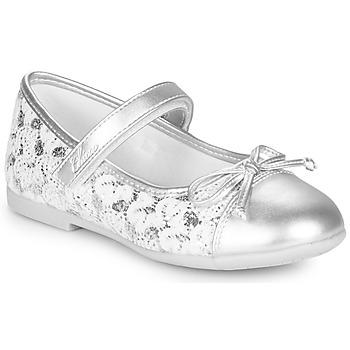 Obuća Djevojčica Balerinke i Mary Jane cipele Chicco CLELIANA Srebrna