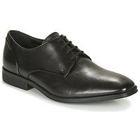 Obuća Muškarci  Derby cipele Clarks GILMAN PLAIN Crna