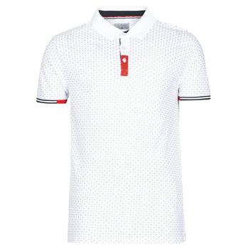 Odjeća Muškarci  Polo majice kratkih rukava Casual Attitude NELLY Bijela