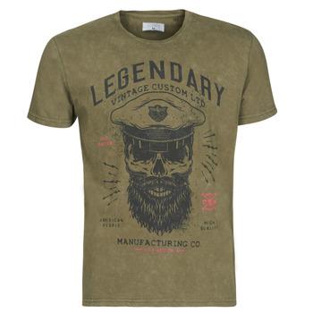 Odjeća Muškarci  Majice kratkih rukava Yurban MCOOL Kaki