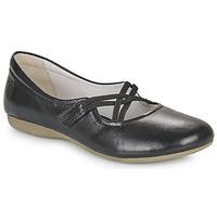 Obuća Žene  Balerinke i Mary Jane cipele Josef Seibel FIONA 39 Crna