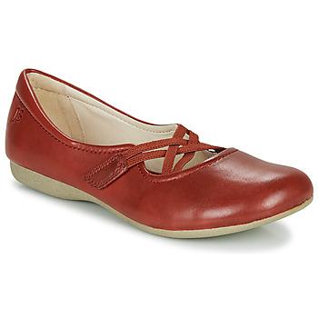 Obuća Žene  Balerinke i Mary Jane cipele Josef Seibel FIONA 41 Red